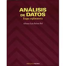 Análisis de datos: Etapa exploratoria (Psicología)