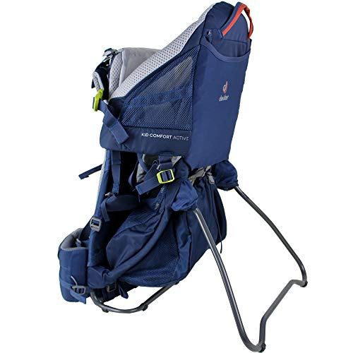 Deuter Kid Comfort Active Rucksack, 70 cm, 12 Liter, Midnight