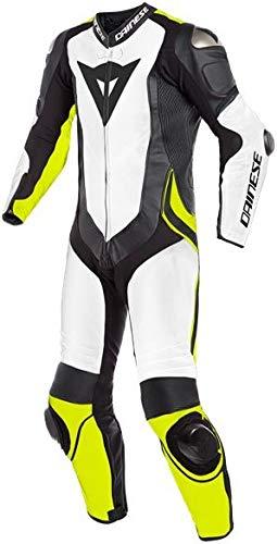 Dainese Tuta da motociclista Laguna SECA 4 Kombi 1-TLG, Traforata, Uomo, Sportivo, Tutto l'anno, P