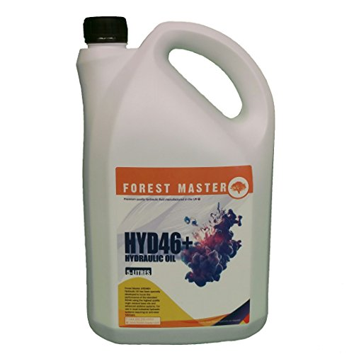 FOREST MASTER HYDRAULIC FLUID FOR ELECTRIC HYDRALIC LOG SPLITTERS ISO 46 OIL 1 & 5 LITRES (5) Test