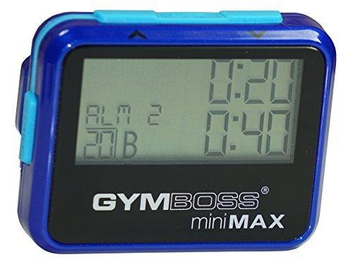 Gymboss miniMAX - Cronómetro temporizador intervalos