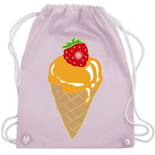 Bunt gemischt Kinder - Eis - Unisize - Pastell Rosa - WM110 - Turnbeutel & Gym Bag