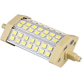 J118 LED Replacement Energy Saving Security u0026 Pir Flood Light Bulb R7s J118mm LED 10w Warm  sc 1 st  Amazon UK & J118 LED Replacement Energy Saving Security u0026 Pir Flood Light Bulb ... azcodes.com