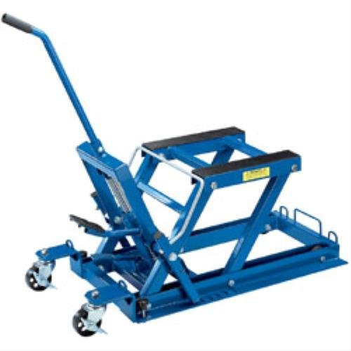 Draper 04996 Hydraulische Hebebühne für Motorräder, Quads, Gartenmaschinen, 680kg