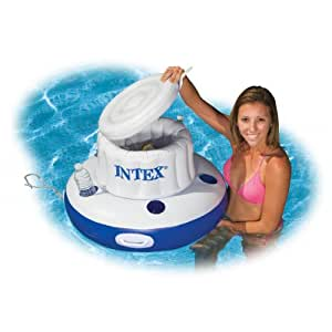 Intex frigorifero gonfiabile da piscina for Piscine intex amazon