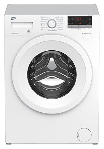 Beko WMB 71643 PTN Waschmaschine Frontlader/A+++/1600pM/7kg/weiß/Super Express...
