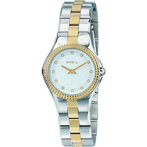 BREIL Reloj Curvy Mujer Sólo el Tiempo Cristales - TW1732