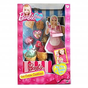 Barbie and Me Cupcake Creations