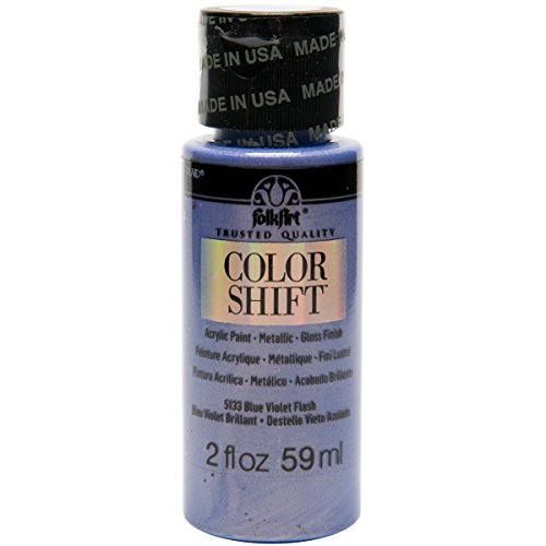 Plaid: Craft Folkart Farbe Shift Farbe, Mehrfarbig, 3,3x 3,3x 9,9cm (Plaid-craft Supplies)