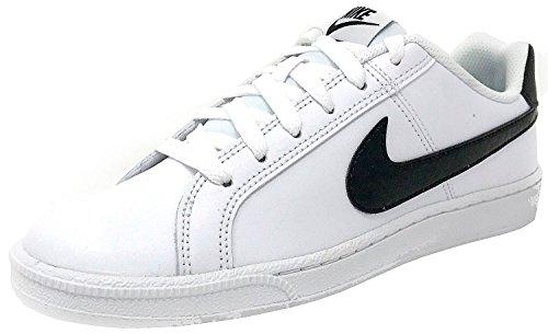 new styles 8cf96 9b0be Nike Damen Wmns Court Royale Gymnastikschuhe, Weiß (White Black 111), 38 EU