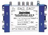 Technisat TechniSwitch 5/8G, inkl. NT
