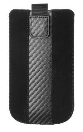 Handytasche Blackstripe für Samsung GT-B2710 Handy Tasche Schutz Hülle Slim Case Cover Etui schwarz (s1)
