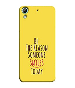 PrintVisa Designer Back Case Cover for HTC Desire 628 :: HTC Desire 628 Dual Sim (Attraction Live Today)