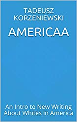 AMERICAA: An Intro to New Writing About Whites in America (English Edition)