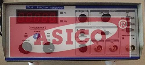 Function Generator 0.2Hz to 2MHz (with frequency counter)
