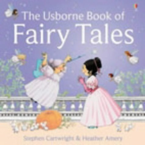 Usborne Book Of Fairy Tales Combined Volume: