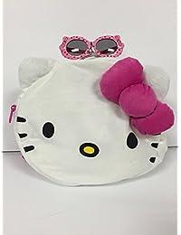 """Hello Kitty 14"""" Plush Pre Schooler Kindergardener Backpack"""