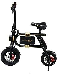 Swagtron pliant pour enfant Swagcycle E-Bike Vélo électrique Taille unique