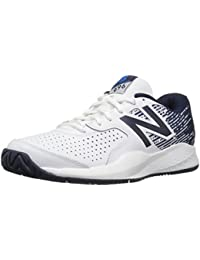 Mch696v3, Chaussures de Tennis Homme, Gris (Dark Grey), 41.5 EUNew Balance