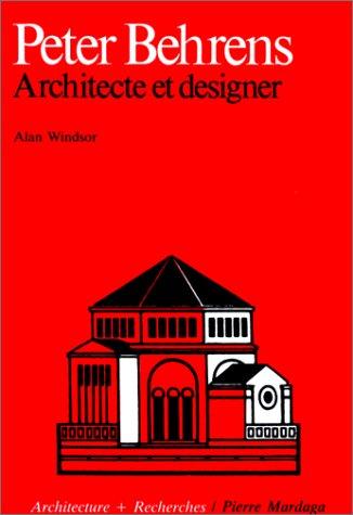 Peter Behrens : Architecte et designer