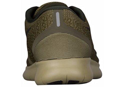 Nike Herren Free Laufschuhe dark loden black olive 303