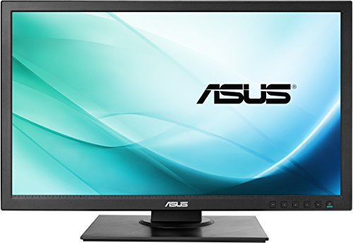 Asus BE229QLB 54,6 cm (21,5 Zoll) Business Monitor (Full HD, VGA, DVI, DisplayPort, 5ms Reaktionszeit) schwarz