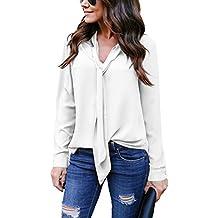 newest 74601 93d8d Amazon.it: camicia seta - Bianco