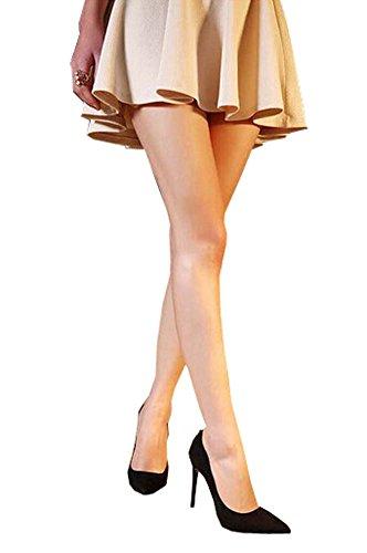 Vintage sexy Red Bottom Spitzschuh-Absatz-Frauen-Pumpen-Schuhe 2014 Brand New Design-Weniger-Plattform-Pumpen Schwarz