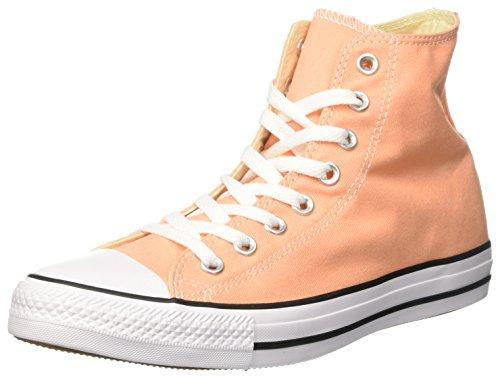 Converse Ctas Hi, Sneakers Homme Orange (Sunset Glow)
