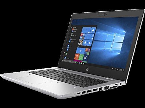 HP ProBook 640 G4 35,6cm 14Zoll FHD AG UMA Intel i5-8250U 1x8GB 256GB/PCIeNVMe WLAN BT FPR W10PRO64 1J Gar. (DE) Ag 8
