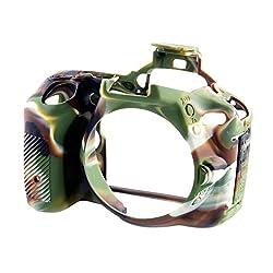 EasyCover ECND5500C Camera Case for Nikon D5500 Cameras (Camouflage)