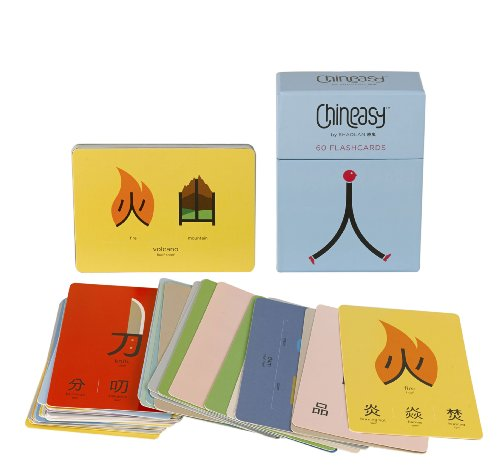 Chineasy : 60 flashcards