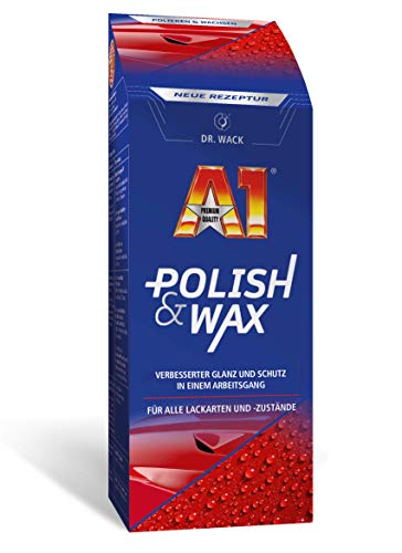 Dr. Wack - A1 Polish & Wax, 500 ml (#2640)