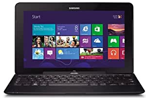 Samsung XE700 11.6-inch Touchscreen Convertible Laptop (Black) - (Intel Core i5 3317U 1.7GHz Processor, 4GB RAM, 64GB eMMC, WLAN, BT, Webcam, Integrated Graphics, Windows 8)