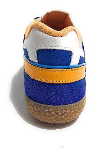 Munich Unisex-Erwachsene Goal Sneaker, Marineblau, EU Electric Blue