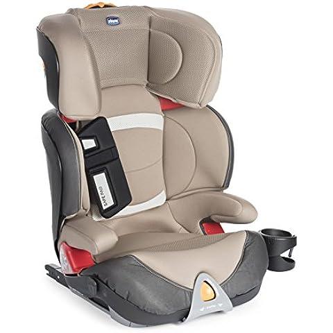 Chicco Oasys Evo 2–3FixPlus asiento auto Sandshell