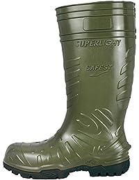 Cofra Safest S5 Ci SRC Paire de Chaussures de sécurité Taille 42 Vert