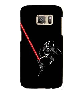 A2ZXSERIES Back Case Cover for Samsung Galaxy S7
