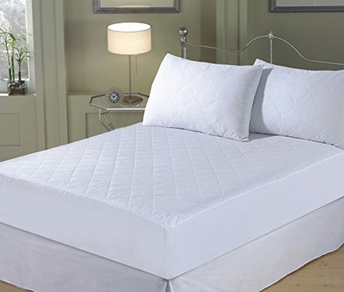 Luxury Quilted Pillow Protector by RM
