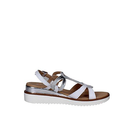 Cinzia Soft PF 1671 002 Sandalo Donna Bianco