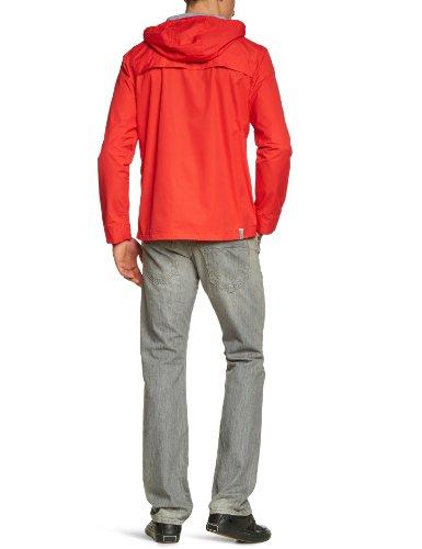 Ragwear rote jacke