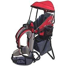 171c6f141272 Porte bébé Support Dorsal Transporteur pour l enfant pour les randonnées et  l excursion