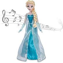 Disney Store - Muñeca que canta Elsa de Frozen (V.O. en inglés)