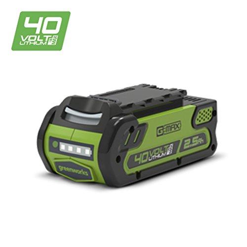Greenworks 40V Lithium-Ionen Akku 2,5Ah (ohne Ladegerät) - 2925807