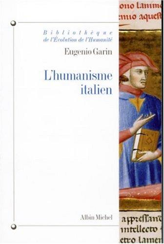 L'humanisme italien