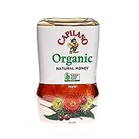 Capilano Organic Natural Honey, 340 g