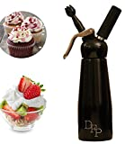 Best Mr. Coffee Of The Black Pots - DFP Whipped Cream Dispenser; Mousse Siphon 500mil Review