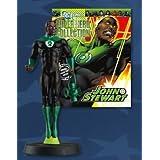 DC Comics Super Hero Figurine Collection #55 Green Lantern John Stewart by Eaglemoss