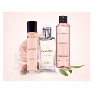 Yves Rocher - Duft-Set Comme une Evidence: Dreifach Verwöhnpflege mit dem Set aus Eau de Parfum, Duschgel und Deodorant