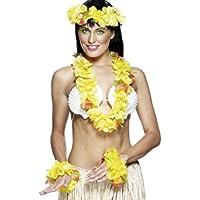 Smiffy's - Disfraz de hawaiano , talla única (22504)
